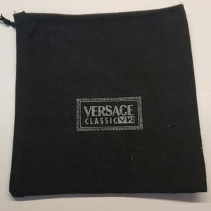 Versace Classic v2 dust bag jewelry